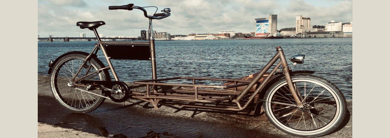 Restaureret Long John fra 1954...